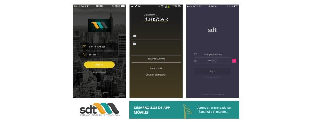 Desarrollo app web